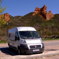 Camper Van Diaries - Northern Spain - The Picos, Bierzo, Leon, Astorga and Santiago della Compostela