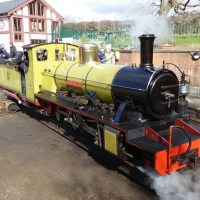 Ravenglass and Eskdale Railway - Train journey in miniature