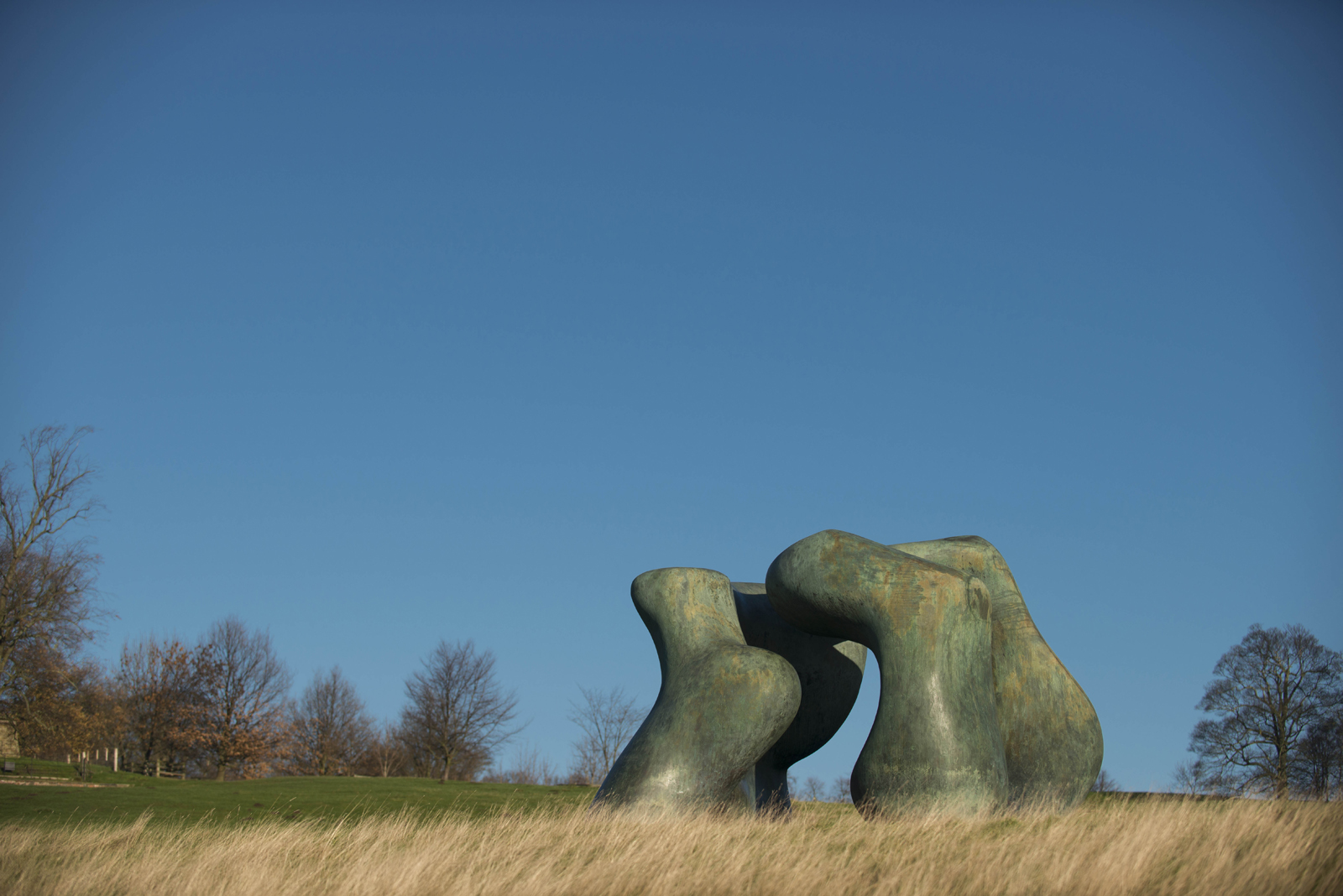 Henry Moore Yorkshire Sculpture Park Art In The Park