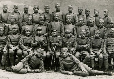Сећање на претке из Великог рата