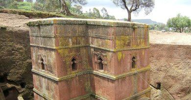 Осмо светско чудо у Етиопији