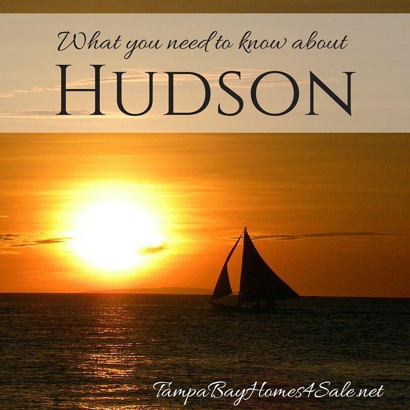 Hudson FL Homes for Sale