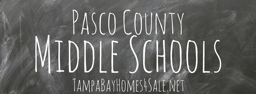 List of Pasco County Middle Schools with Phone Numbers