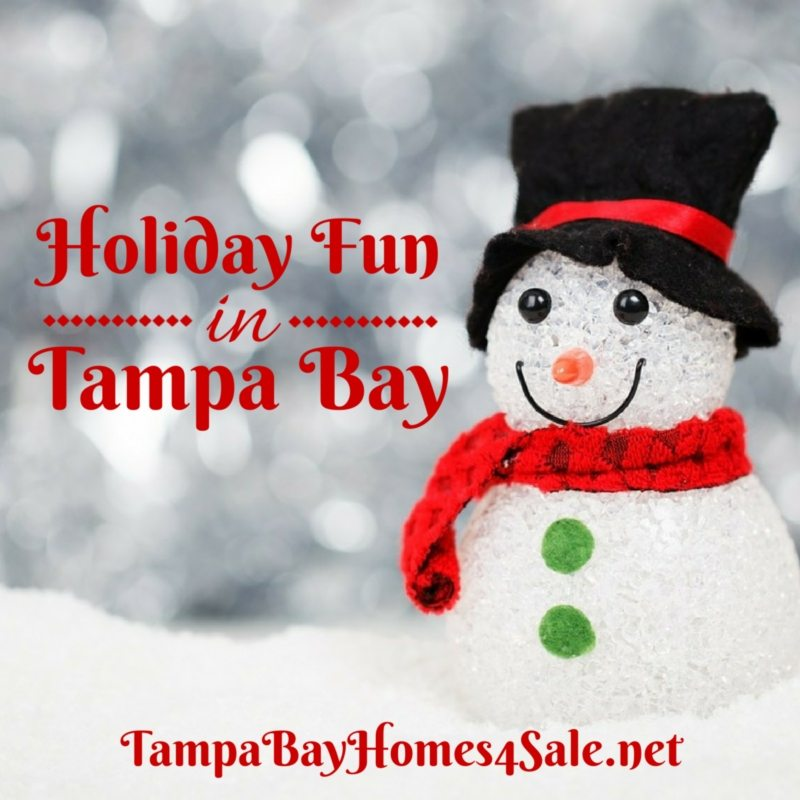 2015 Holiday Events in Tampa Bay - Tampa Bay Homes for Sale