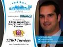 Chris Krimitsos with TBBO