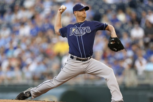 Tampa Bay Rays v Kansas City Royals