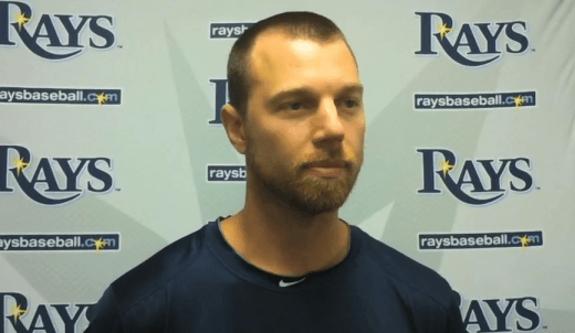 Click the photo to be redirected to an interview with Ben Zobrist about being added to the 2013 All-Star Game roster.