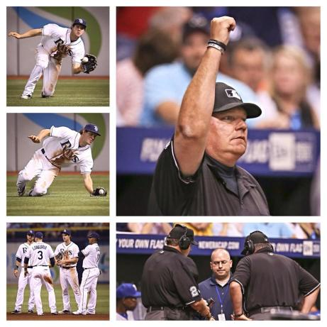 (Photo courtesy of the Tampa Bay Rays)