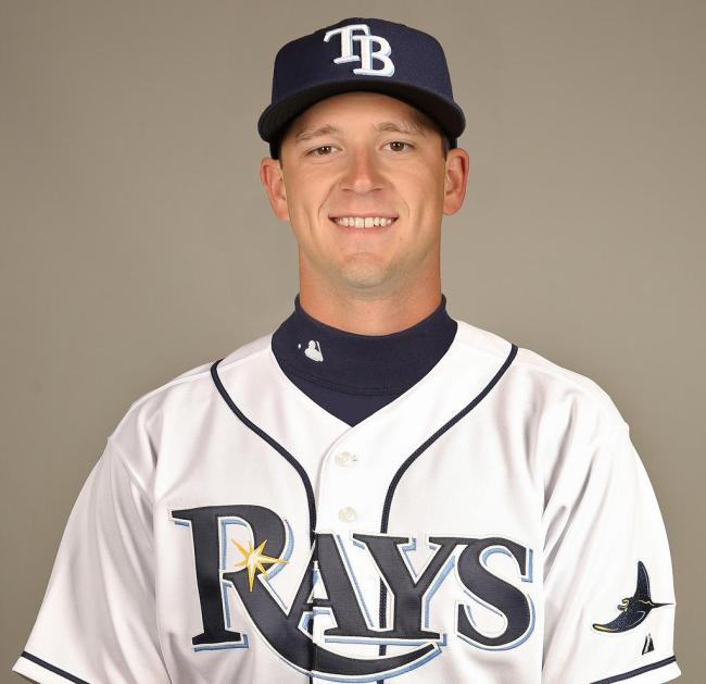 25 year-old LHP Drew Smyly. (Photo courtesy of the Tampa Bay Rays)