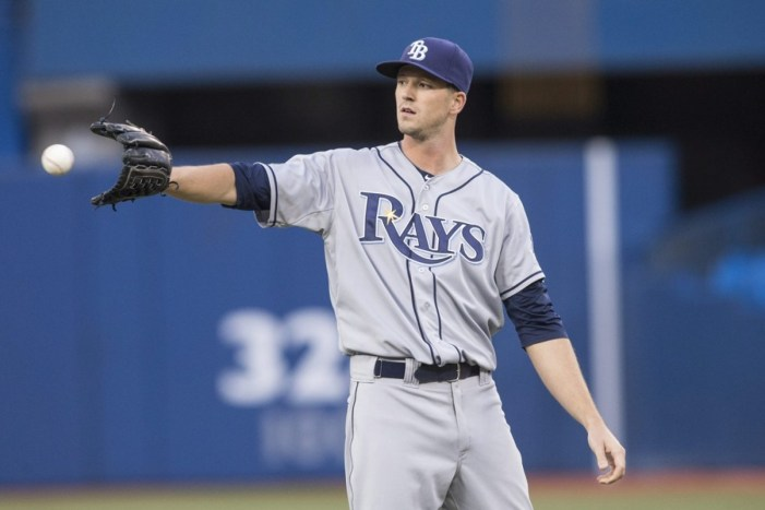 """It will be interesting to see """"which"""" Drew Smyly takes the mound this afternoon. The lefty has alternated between good and bad starts since returning from the DL."""