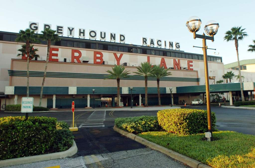 Derby Lane, one of the ballyhooed sites in the Tampa Bay Rays' search for a new home. (Photo Credit: TBO.com)