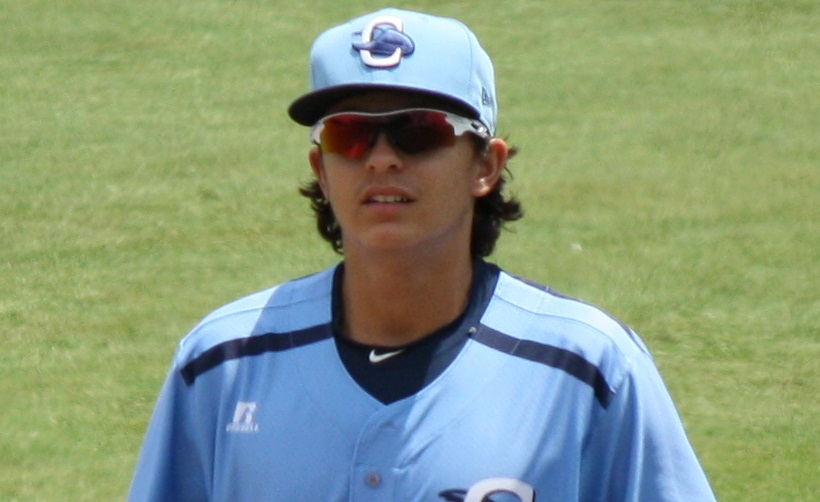 Right handed pitching prospect Brent Honeywell fared well the the Charlotte Stone Crabs in 2015, collecting a (Photo Credit: Suncoast Sports Now)