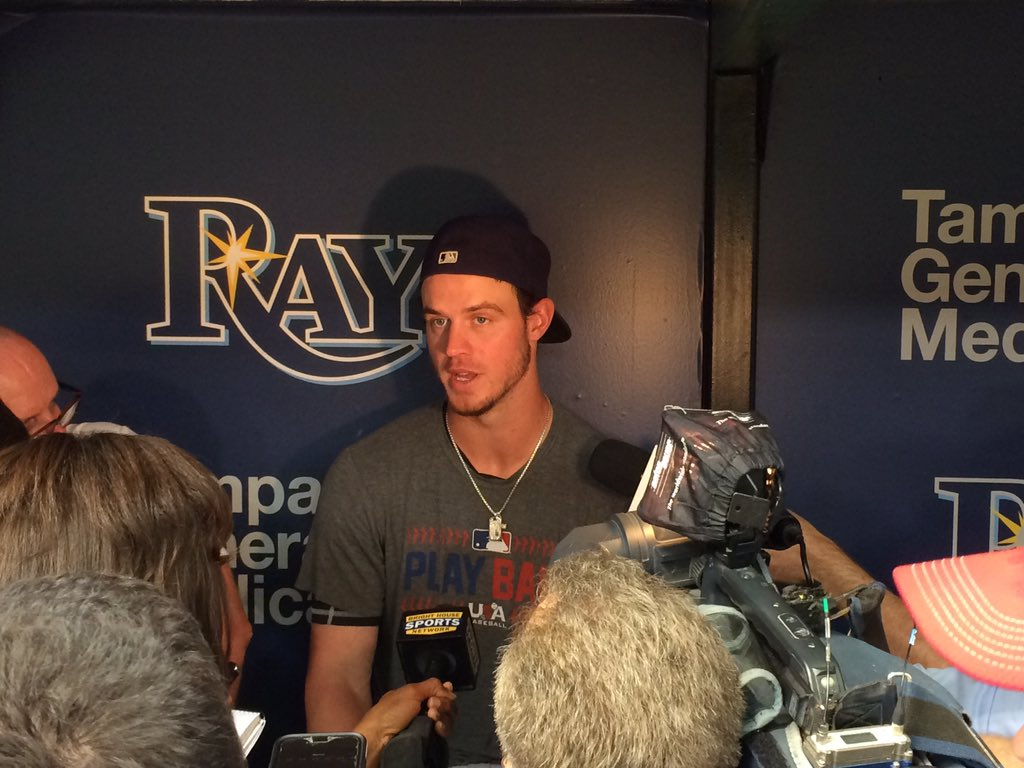 This numb-nut returns to the Trop for the first time since being traded before the 2015 season. (Photo Credit: Tampa Bay Rays)