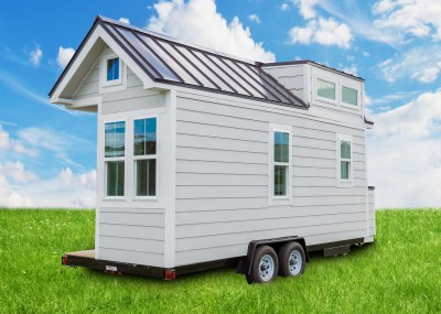 The Burg Tiny House - Tampa Bay Tiny Homes