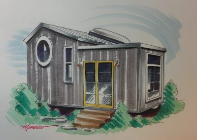 Tampa Bay Tiny Homes Model
