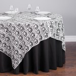 Chemical Lace tablecloths