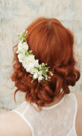 personal wedding flowers Hair Flowers