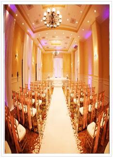 Ceremonies decorations