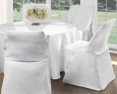 folding chairs covers rentals for weddings and events