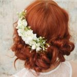 Flowers HeadPiece comb