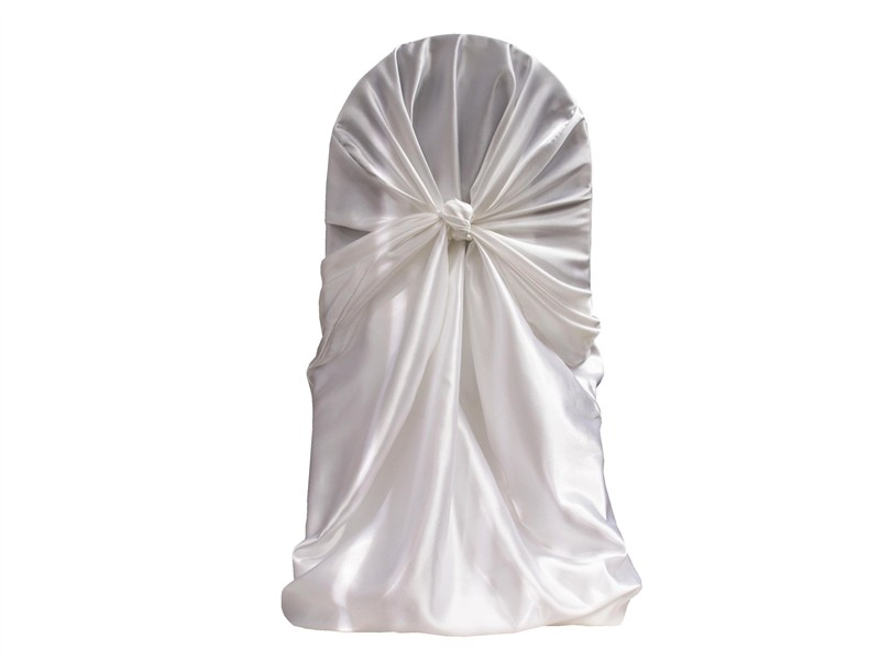 self-tie chair cover rental