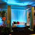 VIP stage decoration