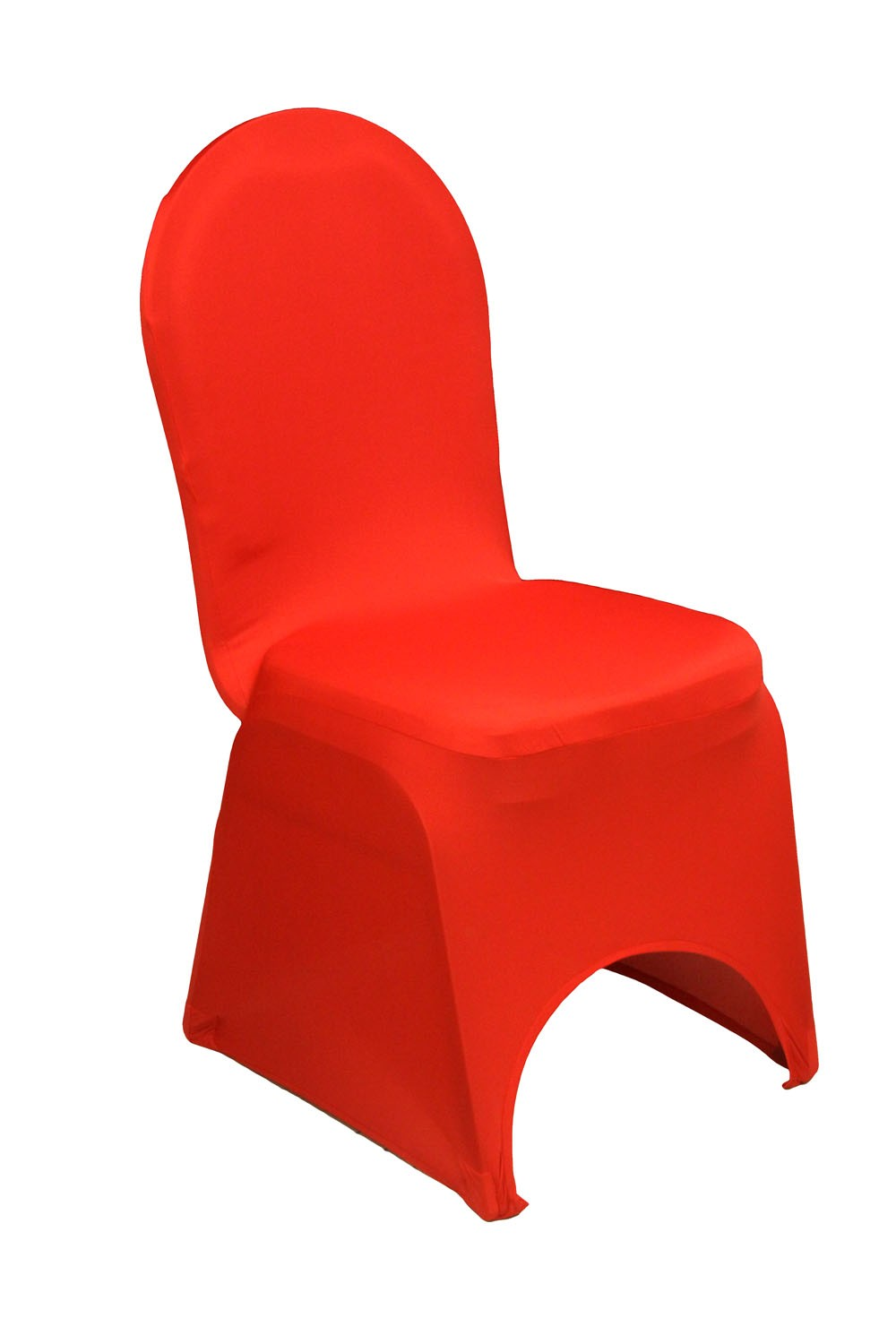 Spandex Chair Covers rentals RED