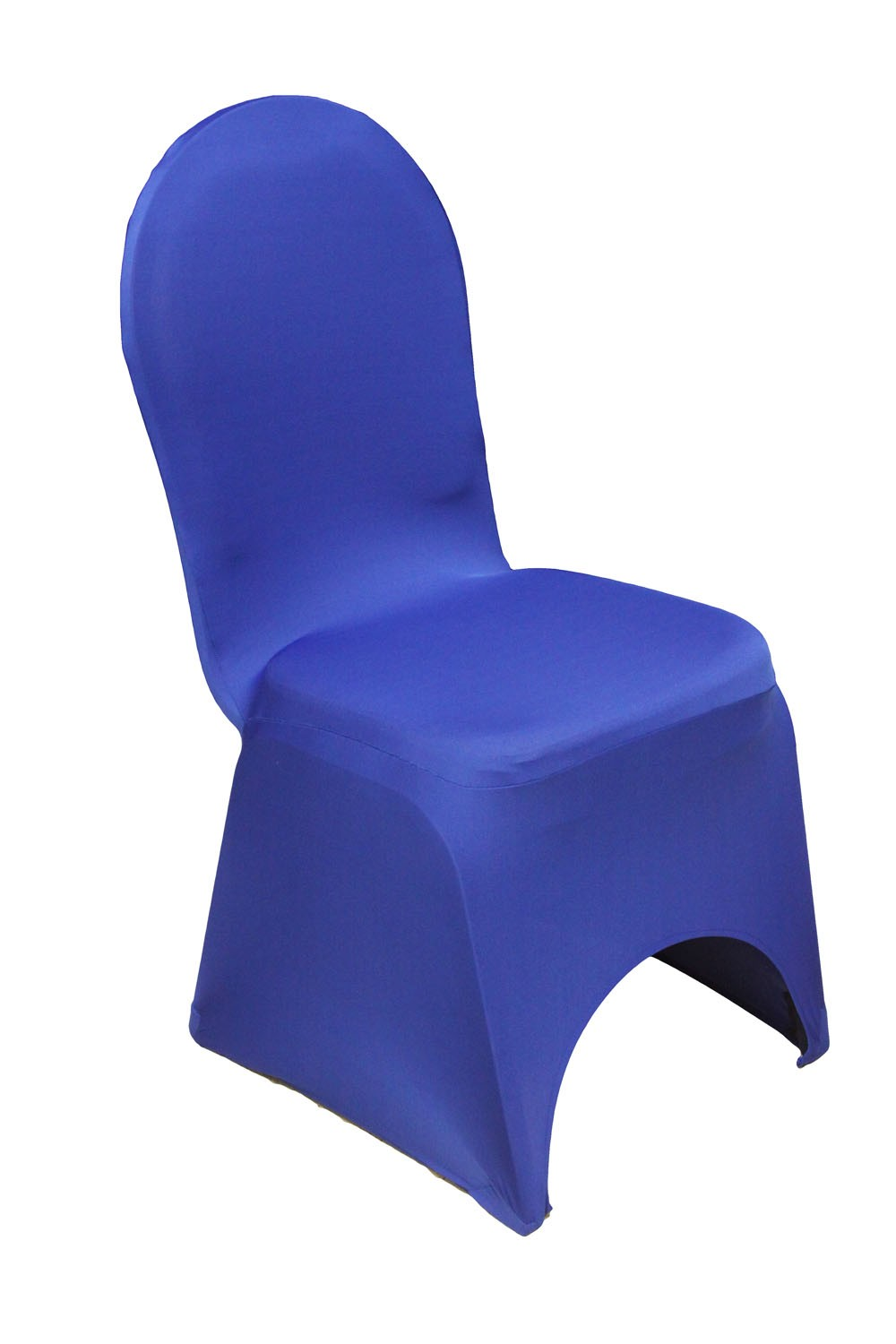 Spandex Chair Covers rentals ROYAL BLUE