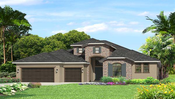 Cordoba Ranch Lutz Florida New Homes Communities