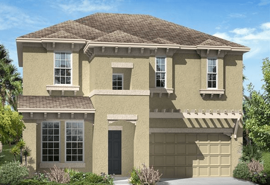 Copperstone Parrish Fl New Homes