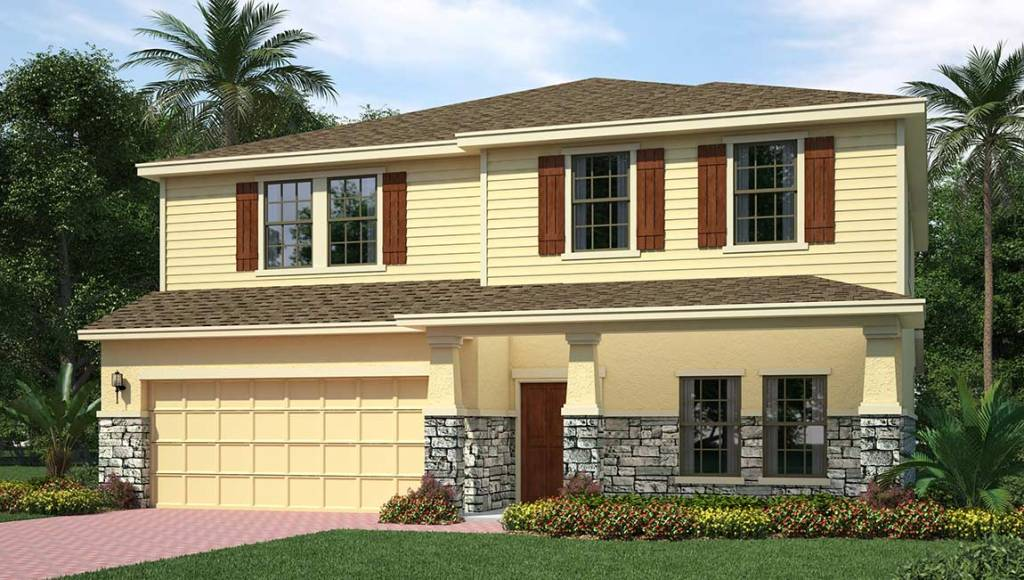 Parrish Florida New Homes & New Construction