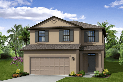 Harrison Ranch Parrish Fl New Homes
