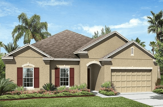 Lithia Florida Location, Location, Location New Homes