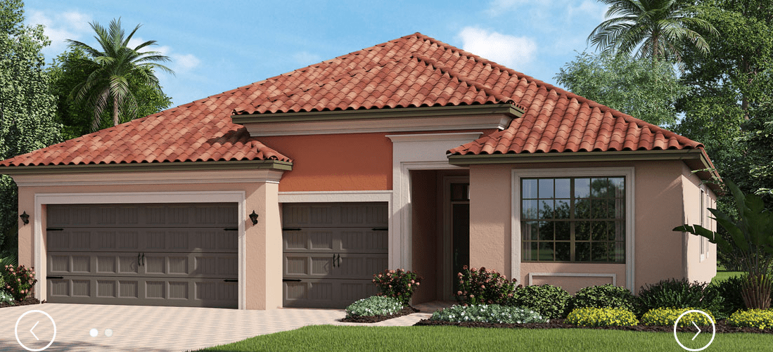 New Homes 2015 -2016 in Pasco County Florida