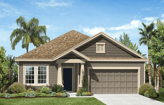 Ryland Homes Connerton Land O Lakes Florida