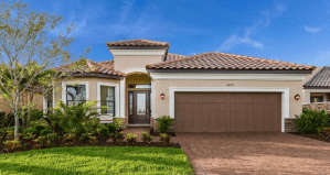 Esplanade at Artisan Lakes New Home Community  Palmetto Florida