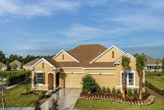 Congratulation to Kim Christ Kanatzar from The Zest Team at HomeXpress Realty. For Closing a Brand New Ryland Villa Home In Ashton Oaks In Wesley Chapel Florida
