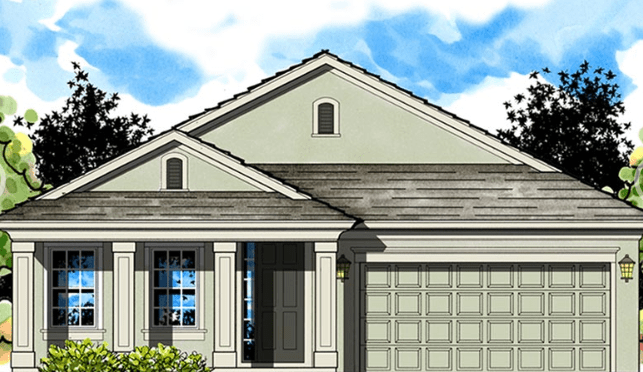 Homes By WestBay Lakeshore Ranch Land O Lakes Florida