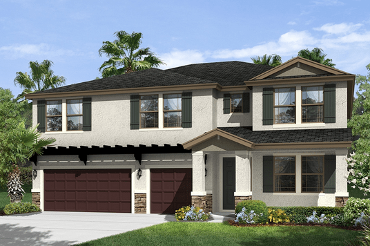 K Hovnanian Homes Terra Bella Land O Lake Florida