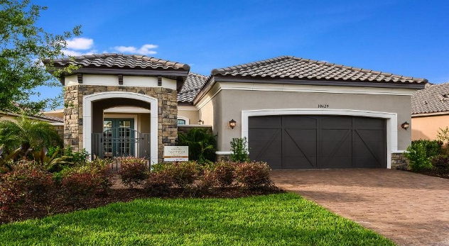 Taylor Morrison Homes Esplanade by Siesta Key Sarasota  Florida