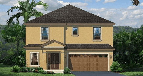 Ryan Homes Tampa Bay Florida