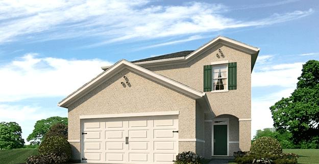 D.R. Horton Homes Crystal Lakes Express Homes Palmetto Florida