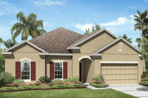 Ryland Homes In Bradenton & Sarasota & Tampa Florida