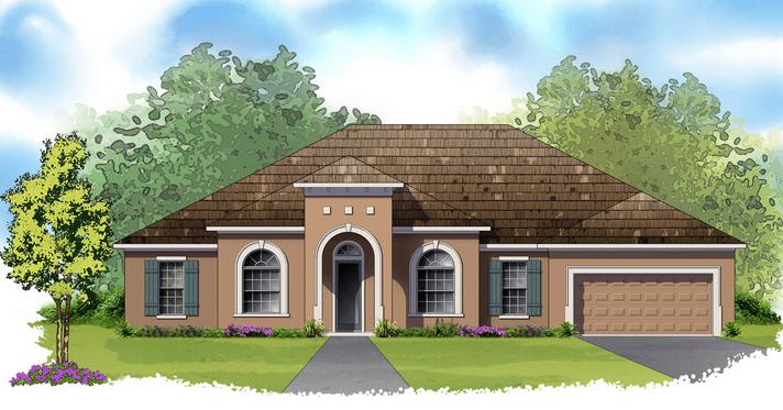 New Homes Hillsborough County Florida