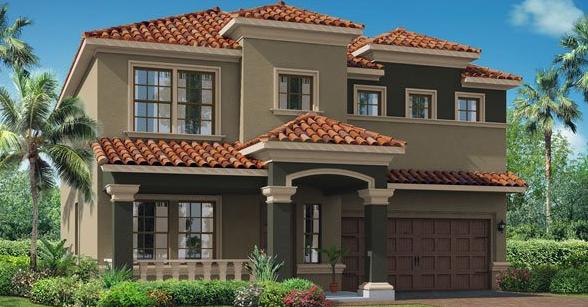 Riverview Florida New Homes South Shore Florida