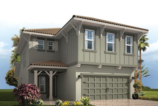 New Homes Tampa Florida
