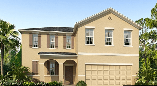 New Home Builders of New Homes in Riverview Florida