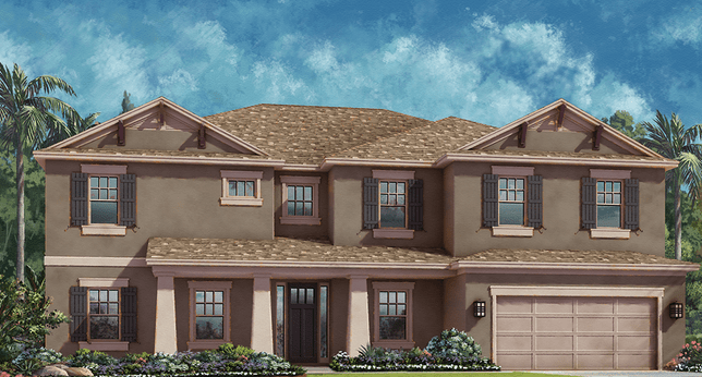 Tampa New Construction Homes - New Homes