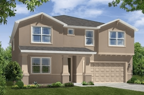 Residential New Homes - Riverview Florida