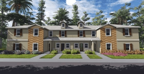 MEADOW POINTE CLARIDGE TOWNHOMES IN WESLEY CHAPEL, FL 33543